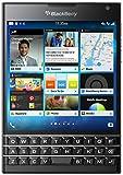 BlackBerry Passport 32GB Factory Unlocked (SQW100-1) GSM 4G LTE Smartphone - Black