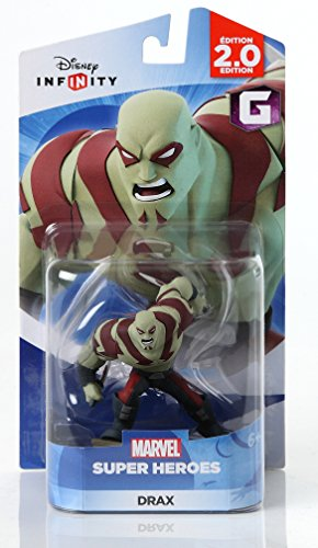 Disney Infinity: Marvel Super Heroes (2.0 Edition) Drax Figure - Not Machine Specific (Marvel Disney Infinity Case compare prices)