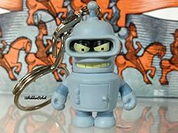 Futurama Kidrobot Bender Keychain 1.5\