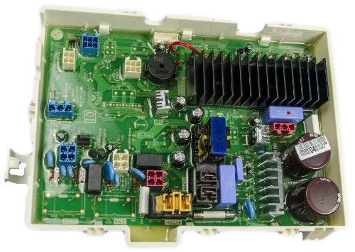 Lg Electronics Ebr32268004 Washing Machine Main Pcb Assembly front-570449