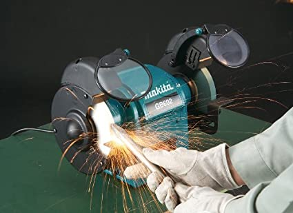 Makita-GB602-250W-Bench-Grinder