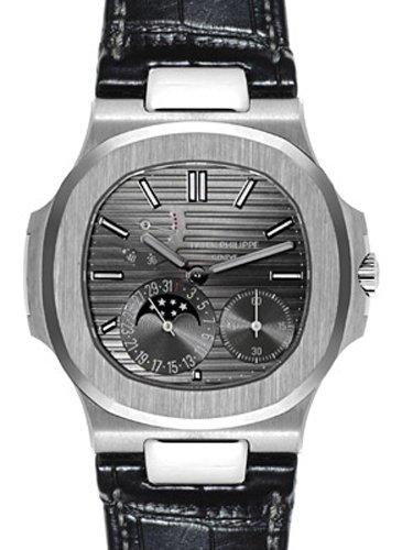 [パテック・フィリップ] PATEK PHILIPPE 腕時計 ノーチラス プチコン 5712G-001 メンズ 新品 [並行輸入品]