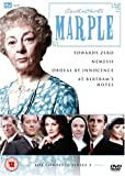 Image of Agatha Christie&#039;s Marple Series 3 [DVD] [2007] (Towards Zero / Nemesis / Ordeal by Innocence / At Bertram&#039;s Hotel)