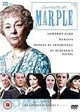 Agatha Christie's Marple Series 3 [DVD] [2007] (Towards Zero / Nemesis / Ordeal by Innocence / At Bertram's Hotel)