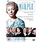 Agatha Christie's Marple Series 3 [DVD] [2007] (Towards Zero / Nemesis / Ordeal by Innocence / At Bertram's Hotel)by Julian Sands