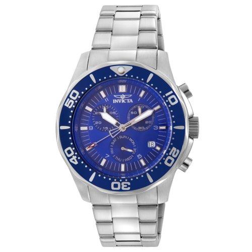 Invicta Mens Pro Diver+Chronograph Watch #5364