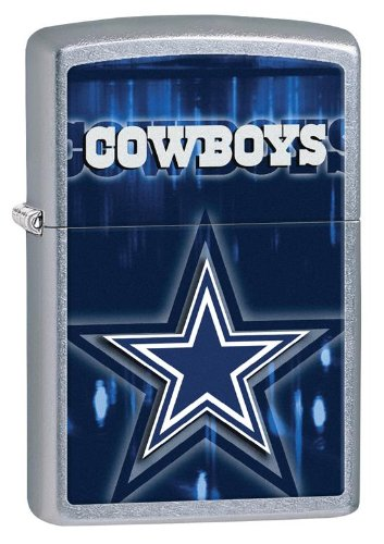 Personalized Zippo Lighter NFL Dallas Cowboys - Free Engraving at Amazon.com