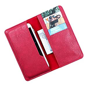 Dooda PU Leather Flip Pouch Case For Panasonic Eluga A