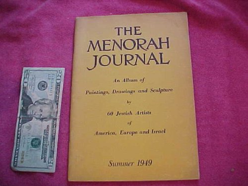 The Menorah Journal PDF
