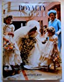 img - for Royalty in Vogue book / textbook / text book
