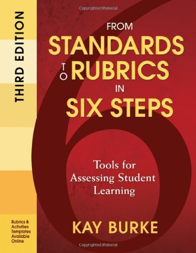 From Standards to Rubrics in Six Steps: Tools for...