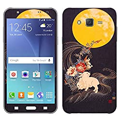 Theskinmantra Moon rabbit SKIN for Samsung Galaxy J5