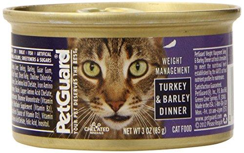 PetGuard Weight Management Turkey & Barley Dinner