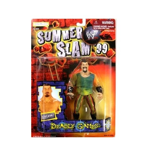 WWF Summerslam 99 Kurgann Action Figure - 1