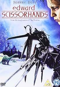 Edward Scissorhands [1991] [DVD]