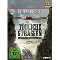 Ice Road Truckers - Tödliche Straßen: Trucker in gefährlicher Mission, Staffel 1 [3 DVDs]