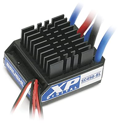 Team Associated 29141 XP SC450-BL Brushless ESC
