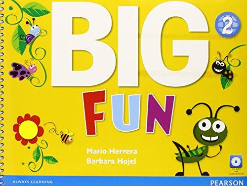 Big Fun 2 Sb W/CD-ROM