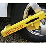 MILENCO Compact Plus Wheelclamp (Alloy Wheels)