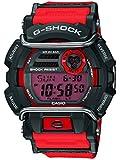Casio  GD-400-4ER - Reloj de cuarzo para hombre, con correa de plástico, color rojo