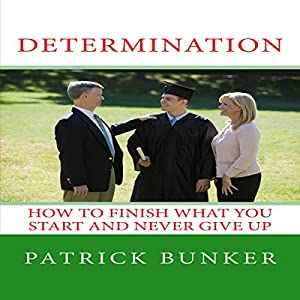 Determination Audiobook
