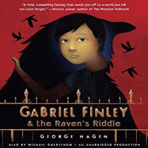 Gabriel Finley and the Raven's Riddle Audiobook