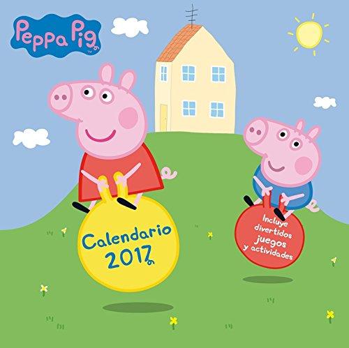 Calendario Peppa Pig 2017