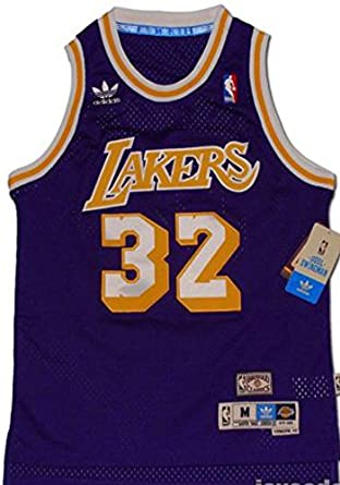 Adidas Nba Los Angeles Lakers Magic Johnson Youth Boys Jersey by adidas