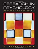 img - for Research In Psychology: Methods and Design book / textbook / text book
