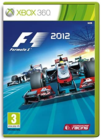 Codemasters F1 2012 (importación inglesa)