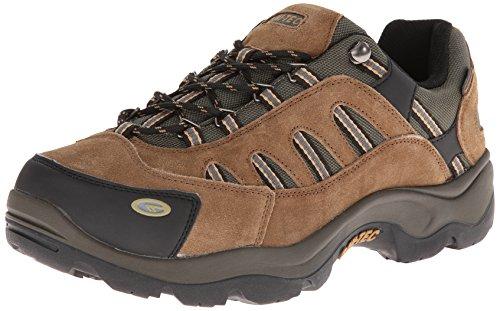 Hi-Tec Men's Bandera Low WP Hiking Boot,Bone/Brown/Mustard,11 M US (Hitech Shoes compare prices)
