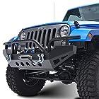 E-Autogrilles 51-0307 07-15 Jeep Wrangler JK Xtreme Front Bumper