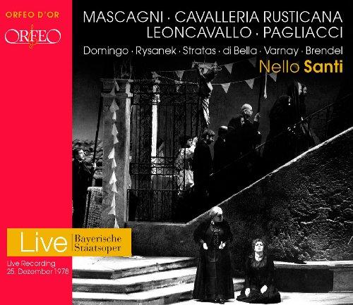 Mascagni : Cavalleria rusticana - Leoncavallo : Pagliacci - Page 5 519rbSq4tlL