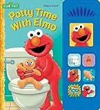 Potty Time with Elmo (Play-A-Sound)