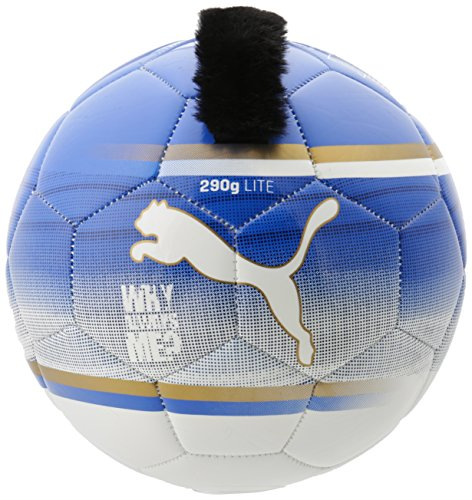Puma, Pallone da calcio evoPOWER, Blu (Team Power Blue/White/Team Gold/Mb45), 5