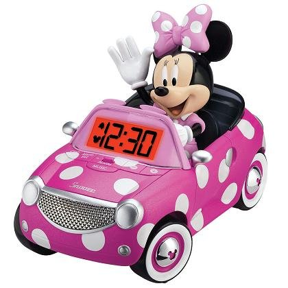Disney Minnie Mouse alarm clock (