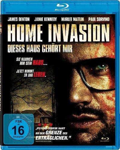 Home Invasion - Dieses Haus gehört mir [Blu-ray]