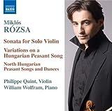 echange, troc  - Miklos rozsa musique pour violon et piano