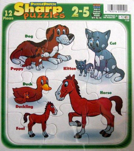Sharp Puzzles - 1