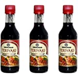 Kikkoman - Teriyaki Sauce - 3er Pack (3 x 250ml)