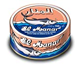 El Manar Tuna in Olive Oil 162g 10 Pack