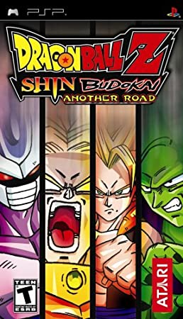Dragon Ball Z: Shin Budokai Another Road - Sony PSP