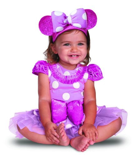 Disguise Costumes Pink Minnie Mouse Prestige Infant