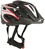 Sport Direct  22 Vent Black Junior Bicycle Helmet 54-56