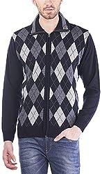 PRIKNIT Men's Woolen Sweater