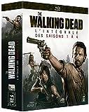 The Walking Dead - L'intégrale des saisons 1 à 4 (blu-ray)