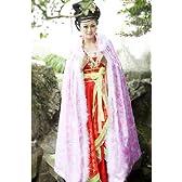 『宮廷の諍い女』『宫廷女官若曦』 中国ドラマ 時代衣装 清朝服 漢服 マント コスブレ衣装