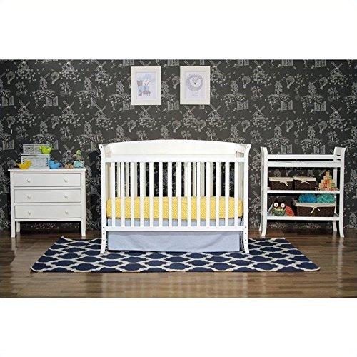 Davinci-Tyler-5-Piece-Nursery-Set-White