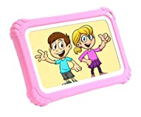 Pyle Astro 7-Inch Kid's Tablet with Wi-Fi, Android 3D Graphics, Dual Core & Built-in Camera (Pink) from Pyle