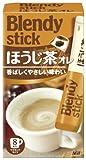 AGF ブレンディスティック ほうじ茶オレ 8本×6個